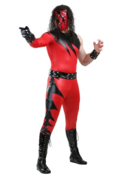 WWE Kane Plus Size Men's Costume