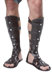 Deluxe Gladiator Sandals for Men