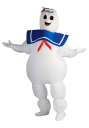 Stay Puft Inflatable Costume for Adults