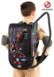 Ghostbusters Cosplay Kids Proton Pack with Wand